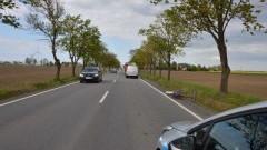 DK 55: Malborscy policjanci wyjaśniają przyczyny potrącenia 27- letniego rowerzysty.