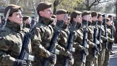 Uroczysta przysięga wojskowa żołnierzy 7 Pomorskiej Brygady Obrony Terytorialnej