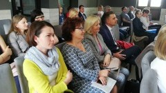 Dyrektorzy malborskich placówek oświatowych na szkoleniach Kuratorium Oświaty
