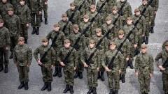 Pomorscy terytorialsi zaprzysiężeni w Słupsku