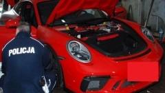 Policjanci odzyskali Porsche