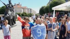 Hymn na Placu Jagiellończyka. 30. rocznica wyborów 4 czerwca.