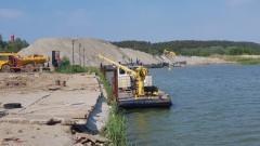 Powstaje nowe zabezpieczenie przeciwpowodziowe w Krynicy Morskiej.
