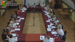 Sesja VIII Rady Gminy Lichnowy na żywo
