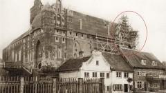 Wielki pożar malborskiego zamku. Historia Malborka 1457 – 1772.