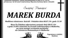 Zmarł Marek Burda. Żył 60 lat.