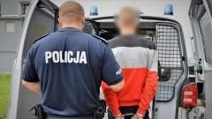 24-letni recydywista zatrzymany za kradzieże.