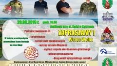 """""""Mundurowi dla Kingi"""" - wspólna akcja służb mundurowych."""