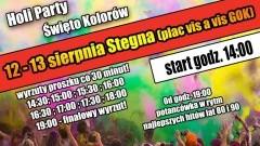 Święto Kolorów w Stegnie. Zobacz program dwudniowej imprezy.