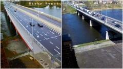 Nowy most w końcu się zapcha. Bez obwodnicy Malborka korki mogą szybko wrócić.