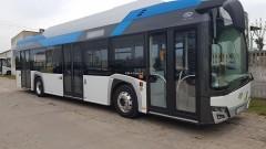 Po ulicach Malborka jeździł będzie 12 - metrowy autobus elektryczny.