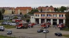 Czy spróbowałeś strażackiej grochówki? Dzień otwarty malborskiej Strażnicy za nami.