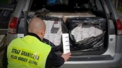 Mieszkańcy powiatu elbląskiego wpadli podczas kontroli drogowej