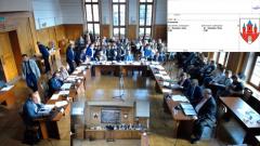 XIV sesja Rady Miasta Malborka. Zobacz na żywo.