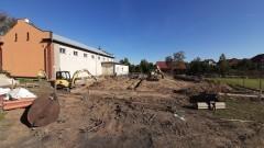Ruszyła rozbudowa szkoły w Nowej Wsi Malborskiej.