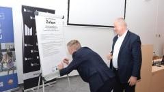 """""""Deklaracja Interesariuszy I Szczytu Klimatycznego Żuław""""- Szczyt Klimatyczny Żuław w Nowym Dworze Gdańskim"""