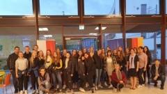 Malborscy uczniowie na wymianie z Gymnasium Nordhorn w Niemczech