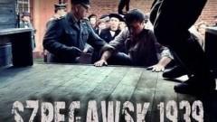 """""""Szpęgawsk 1939"""" - zaproszenie na film w malborskiej Szkole Łacińskiej."""