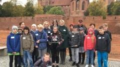 Matematyczno-przyrodnicze igraszki na zamku w Malborku