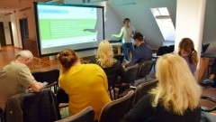 Spotkanie informacyjne w Malborku. Pomorski bilet FALA