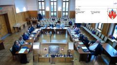 XVI nadzwyczajna sesja Rady Miasta Malborka. Zobacz na żywo.
