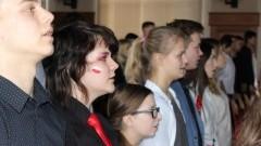 Dzień Niepodległości w I LO w Malborku