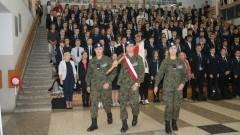 Obchody Dnia Niepodległości w malborskim ZSP 4