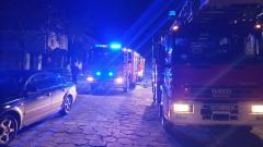 Śmierć w pożarze letniskowego domku. Weekendowy raport malborskich służb mundurowych.