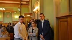 II LO w Malborku mistrzem konkursu prawniczego