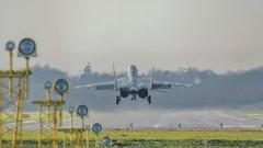 Samoloty MIG – 29 wznowiły loty szkoleniowe.