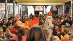 Spotkanie z Mikołajem w Nowym Stawie.