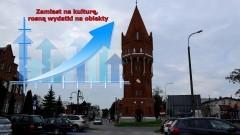 Więcej na obiekty, niż na kulturę? Czy MCKiE potrzebowało Wieży Ciśnień?