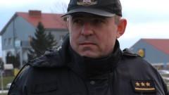 Tak odchodzi się na emeryturę w Straży Pożarnej. Kapitan Daniel Mendak zakończył służbę.