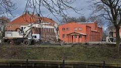 Inwestycje za Żuławskim Ośrodkiem Kultury w Nowym Dworze Gdańskim