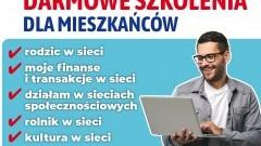 Darmowe kursy komputerowe dla mieszkańców gminy Miłoradz. Ilość miejsc ograniczona.