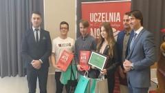 Uczeń ZSP3 w Malborku wśród najlepszych w Konkursie Wiedzy o Przedsiębiorczości.
