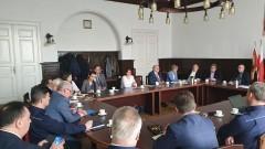 W Malborku obradowała Komisja Bezpieczeństwa i Porządku Publicznego.