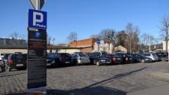 Bezpłatne parkowanie na terenie Malborka.