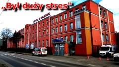 """""""Był duży stres"""" - przyznaje Prezes PCZ w Malborku, Paweł Chodyniak."""