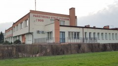 Komenda Państwowej Straży Pożarnej w Malborku zamknięta dla interesantów.