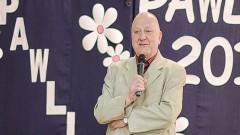 70 urodziny Jana Pawliny, byłego dyrektora II LO w Malborku.