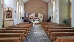 Proboszcz Wojciech Bohatyrewicz zaprasza na niedzielną mszę o godzinie 11.30.