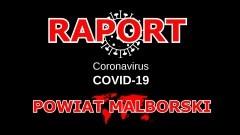 30 osób zakażonych COVID-19. Raport dotyczący powiatu malborskiego z 31 maja 2020 r.