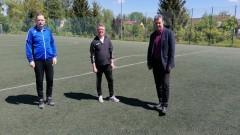 GOKiS w Starym Polu z dofinansowaniem od Ministerstwa Sportu.