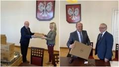 Nowe laptopy trafiły do szkół powiatu malborskiego.