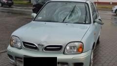 Malbork. Pijana kobieta wtargnęła pod nadjeżdżający samochód.