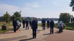 Policjanci ze sztumskiej komendy przyłączyli się do akcji #GaszynChallenge.