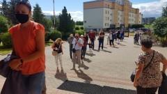 Malbork głosuje. Druga tura wyborów Prezydenta RP - 12 lipca 2020 [wideo, zdjęcia]