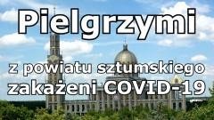 Sanepid potwierdził przypadki zakażenia COVID-19 wśród uczestników pielgrzymki do Lichenia.