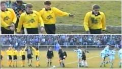 Pomezania Malbork - Lublinianka Lublin - 18 marca 1995 roku